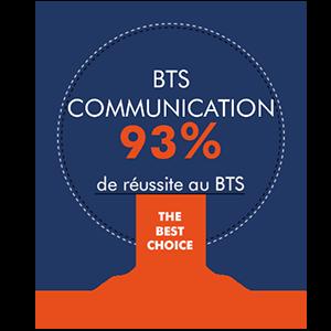 taux de réussite bts communication Toulouse