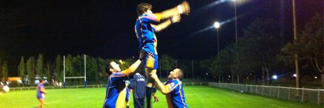 Présentation équipe de rugby