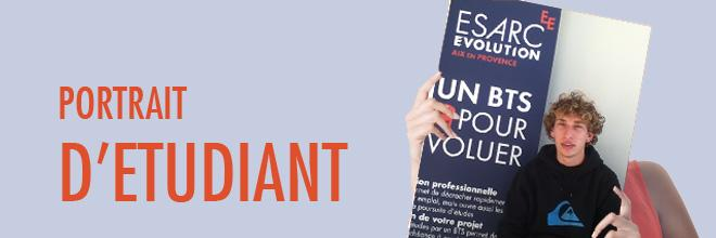 Portrait Etudiant | Thibault Sante