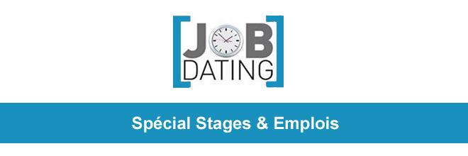 Job dating - 6 Novembre 2014