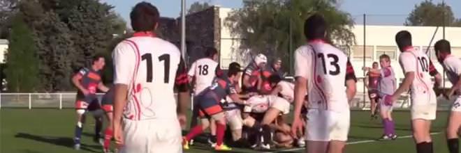 Quart de final et demi finale de Rugby