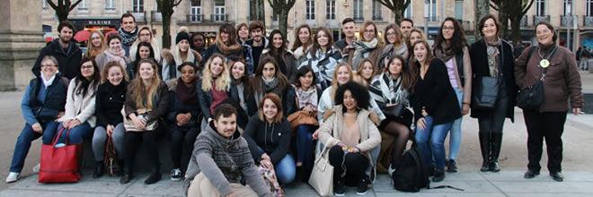 L'art à ciel ouvert ! | BTS Tourisme Bordeaux