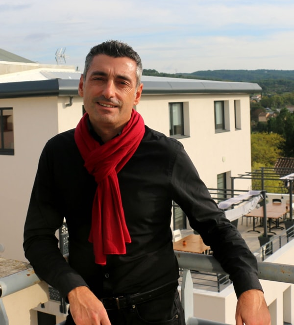 Stéphane Dadet directeur ESARC Aix