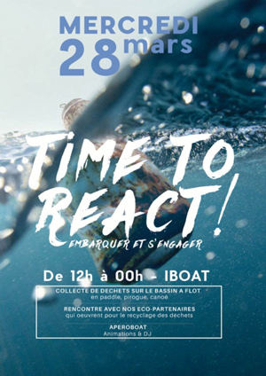 time to react - esarc bordeaux bts communication