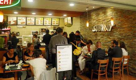 inauguration subway montpellier