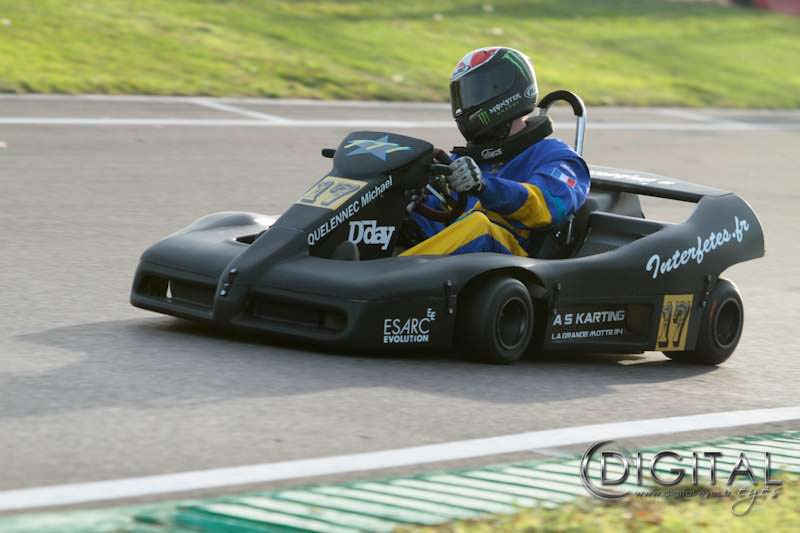 Karting - ESARC Montpellier - Photo 3