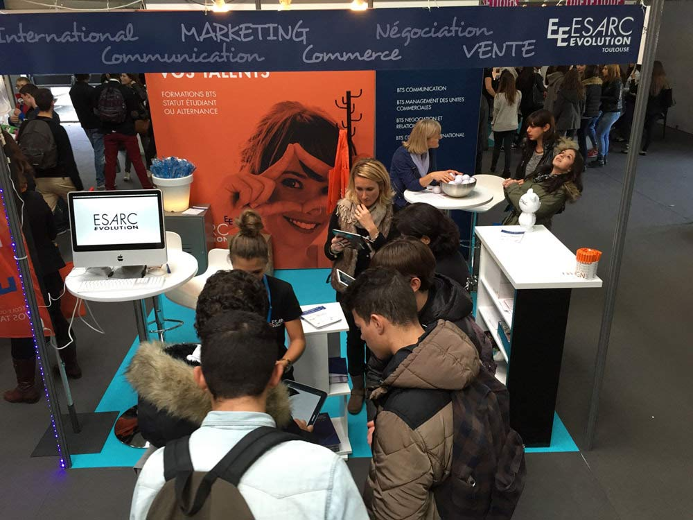 salon ecole bts toulouse