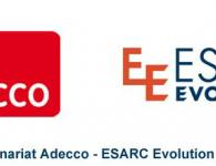 Signature du partenariat avec Adecco