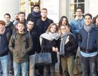 Sortie des BTS PI à Bordeaux