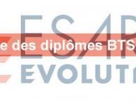 Remise diplôme BTS - ESARC Evolution Toulouse