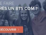 Que faire après un BTS Communication ?
