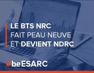 Le BTS NRC devient le BTS NDRC - Négociation et Digitalisation de la Relation Client