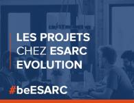 Les projets chez ESARC Evolution